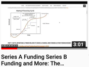 Series A Funding Video Explainer