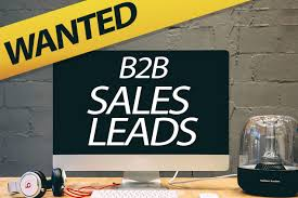 b2b sales leads image
