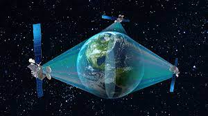 satellite internet startups